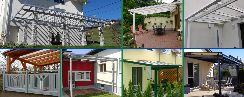 Permalink auf:Terrassenüberdachungen